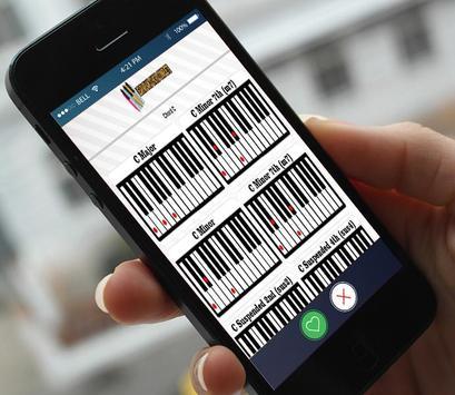 Learn Piano Chord Complete screenshot 3
