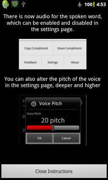 Complibot apk screenshot