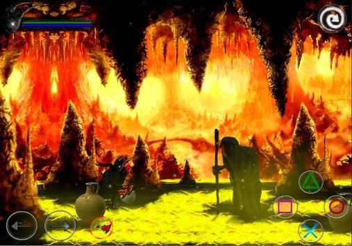 warrior of war _ God of War mobile edition apk screenshot