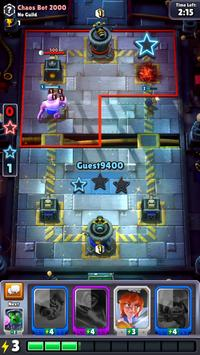 Chaos Battle League apk تصوير الشاشة