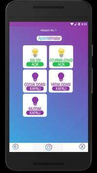 ThisHomeSmart Akıllı Ev Teknolojileri apk screenshot