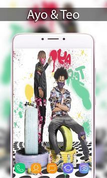 Ayo & Teo Wallpaper | Teo & Ayo Wallpapers poster