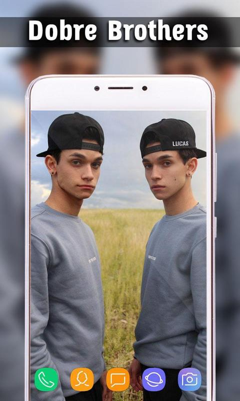 Lucas And Marcus Wallpaper Dobre Brothers For Android Apk Download