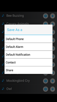 G-Art ringtones for Android screenshot 2