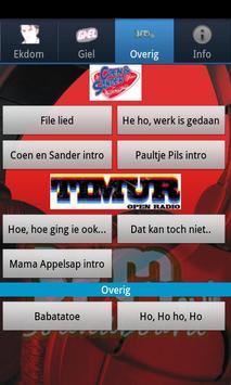 3FM Soundboard App poster
