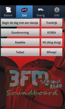 3FM Soundboard App screenshot 2