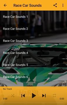 Race Car Sounds screenshot 5
