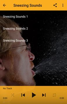Sneezing Sounds screenshot 2
