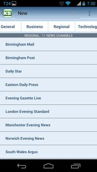 UK News and Newspapers apk screenshot