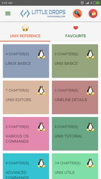 Reference for Unix & Linux poster