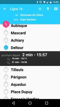 Bus 31 Toulouse apk screenshot