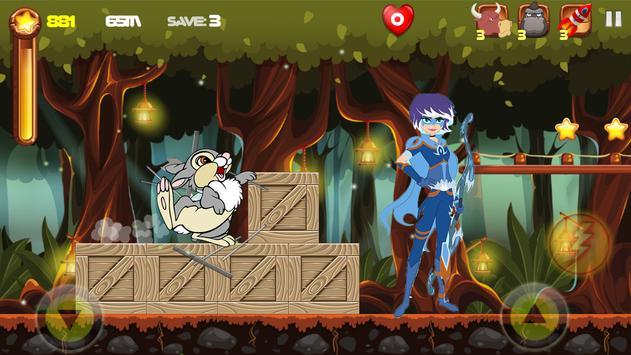 Power Mysticons Girls apk screenshot