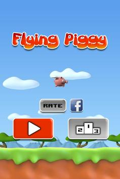 Flying Piggy poster
