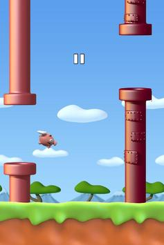 Flying Piggy screenshot 8