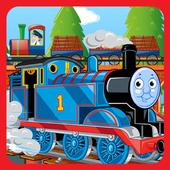 Thomas Car Adventure Game icon