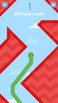 Snake Scape poster