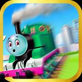 Thomas Train Racing Game 2017 icon