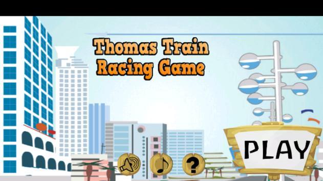Thomas Train Racing Game 2017 poster