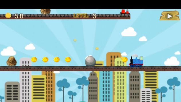 Thomas Train Racing Game 2017 apk screenshot