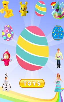 Surprise Eggs Kids Game poster