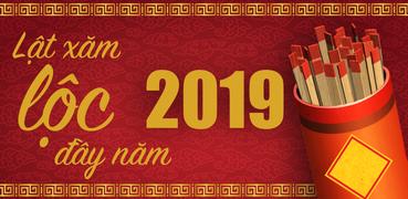 Xin xăm 2019 - Kỷ Hợi