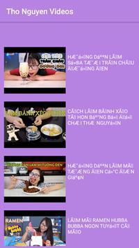 Thơ Nguyễn Videos screenshot 6