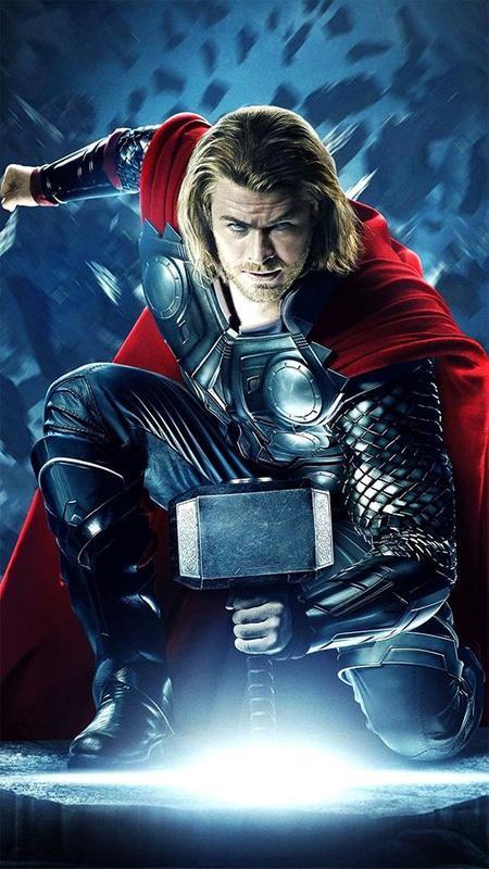... Thor HD Wallpaper screenshot 3 ...