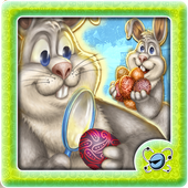 Hidden Objects Easter Garden icon