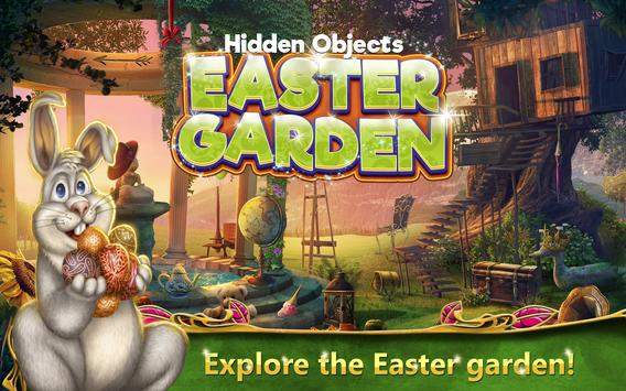 Hidden Objects Easter Garden screenshot 5