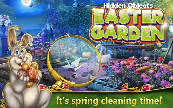 Hidden Objects Easter Garden screenshot 6