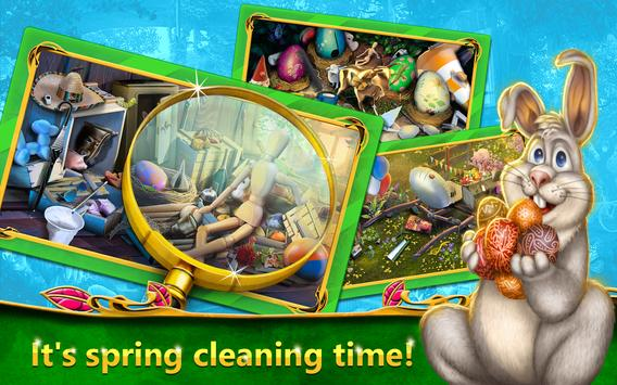 Hidden Objects Easter Garden screenshot 2