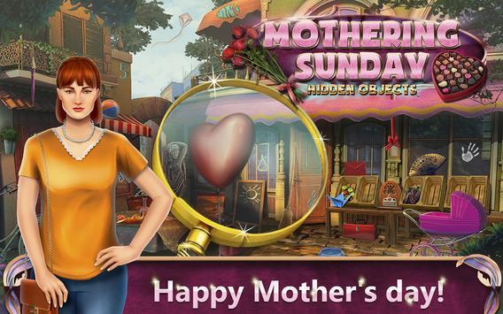 Hidden Objects Mothering Sunday screenshot 7