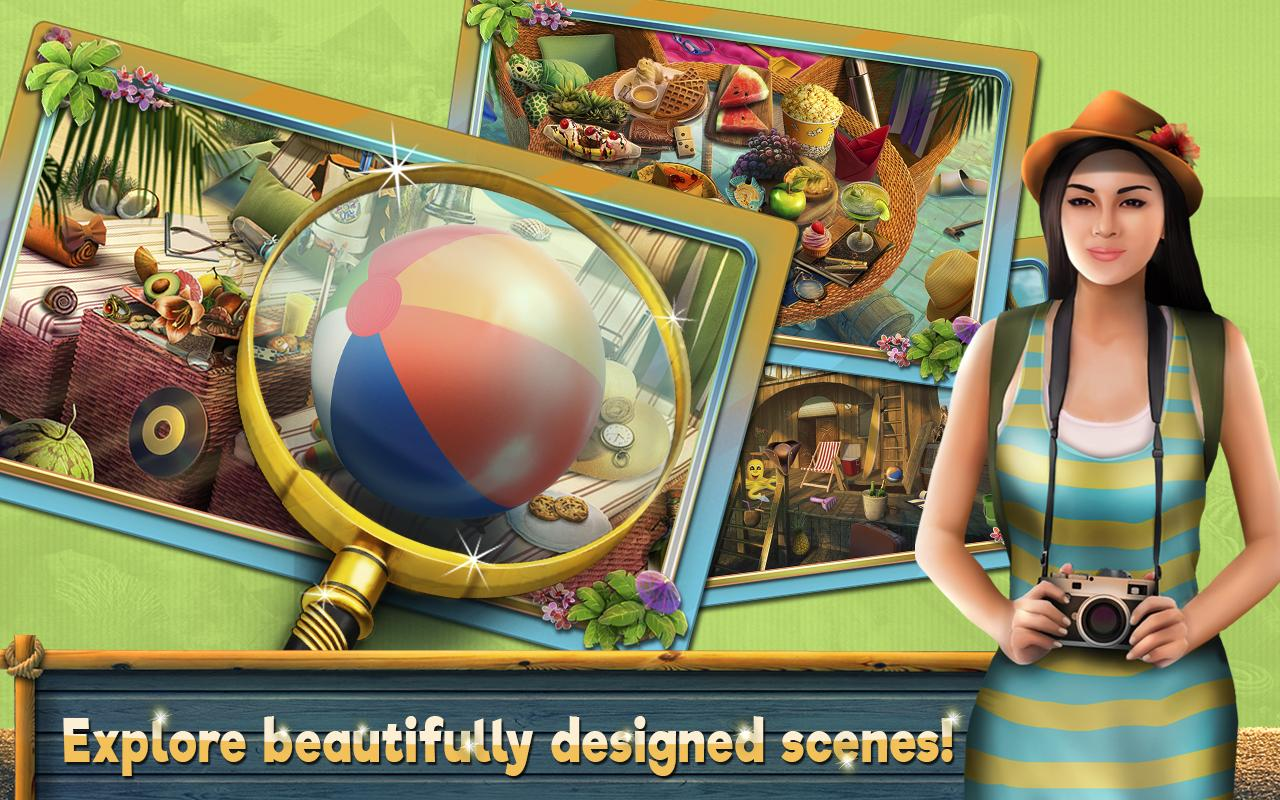 Hidden Objects Summer Time Cho Android Tải Về Apk