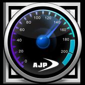 Drive Mode Dashboard (PR7 free edition) icon