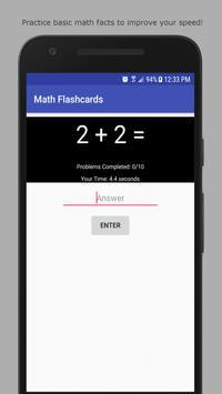 Math Trainer screenshot 1