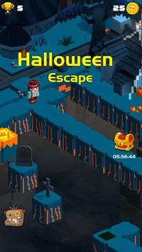 Halloween  Escape ! poster