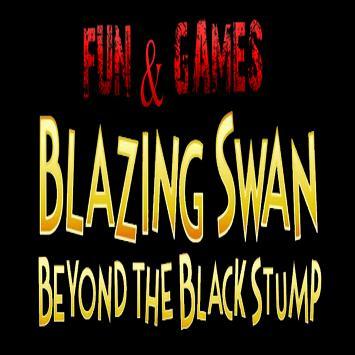 Blazing Swan Fun Games 2018 poster
