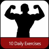 Ten Daily Exercises icon