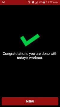 Ten Daily Exercises apk screenshot