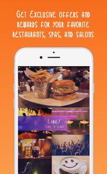 LikeY : Like N Earn screenshot 5