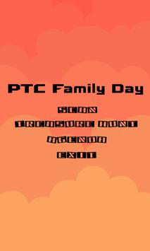 PTC Family Day poster