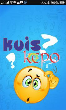 Kuis Kepo poster