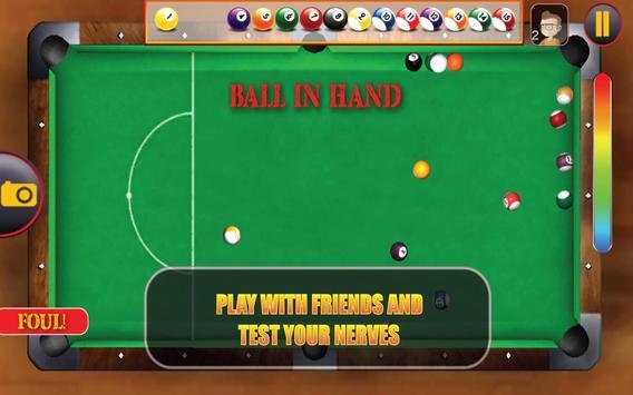 8 Ball Billiard Pool Challenge: Snooker Game apk screenshot