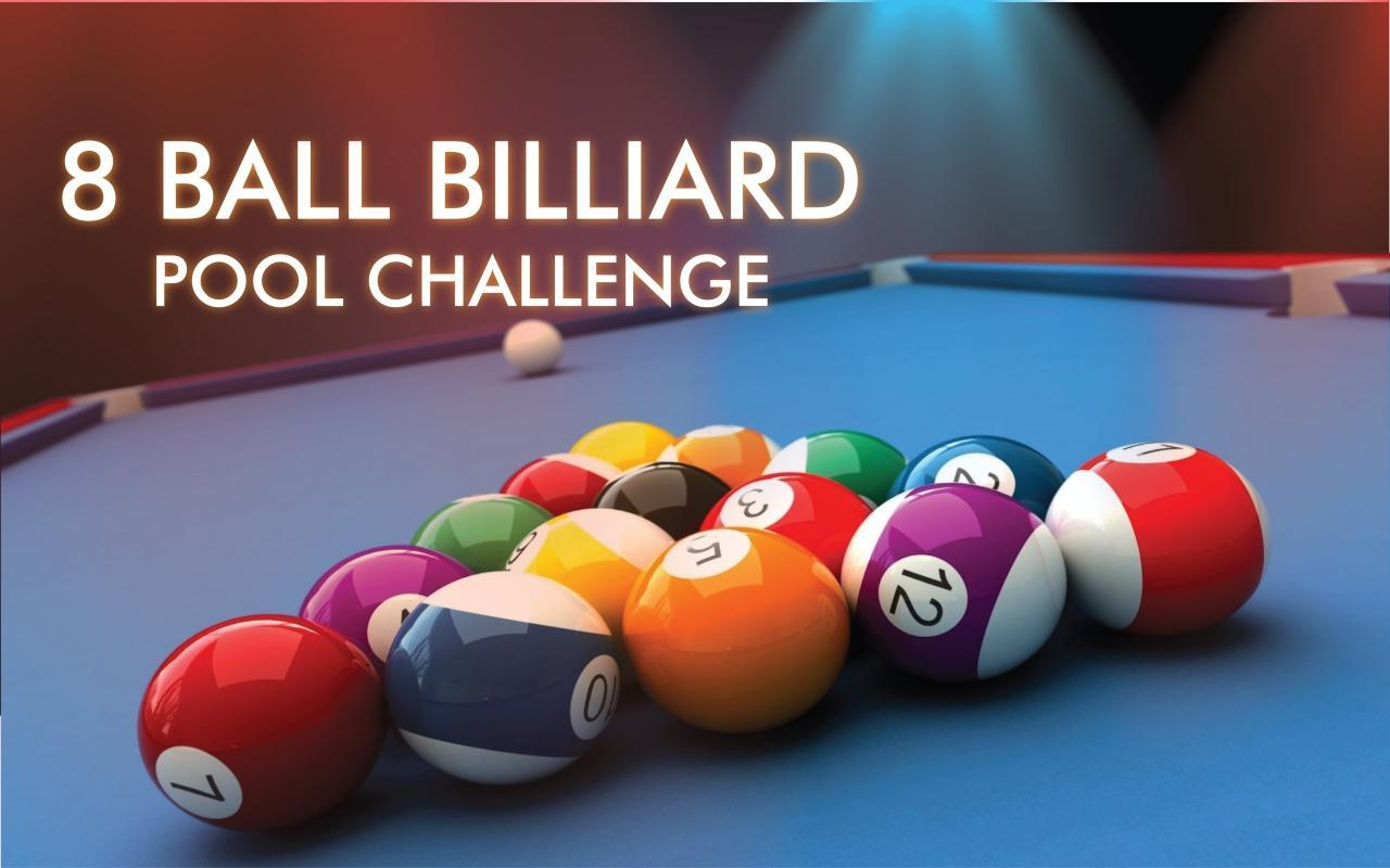 8 Ball Billiard Pool Challenge For Android Apk Download