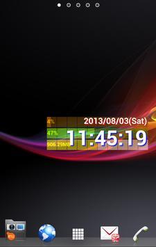 Clock Monitor poster