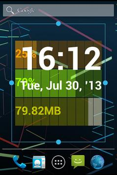 Clock Monitor apk screenshot