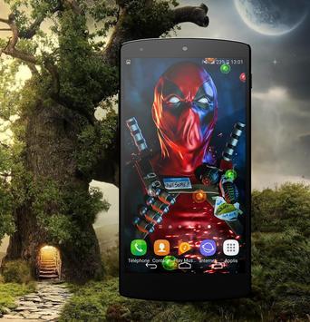 HD Wallpaper For Deadypool Fans screenshot 3