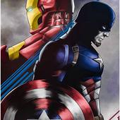 HD Wallpaper For Captain America Fans icon