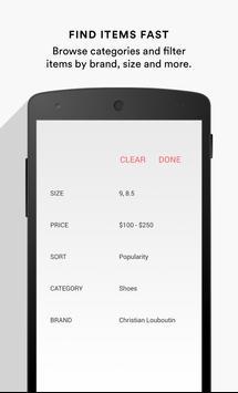 Threadflip : Buy, Sell Fashion apk screenshot