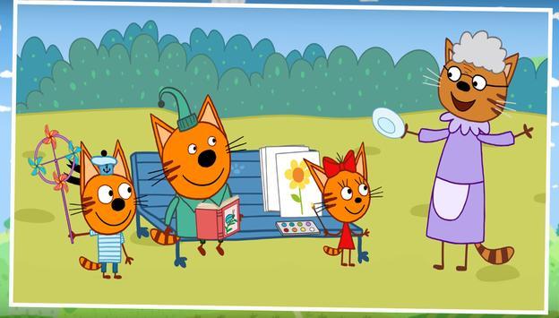 Three Cats Adventure screenshot 7